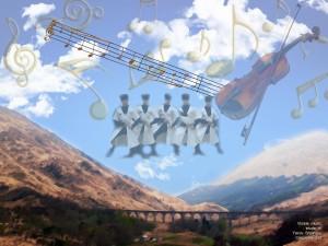 Кавказкий танец v1-3 №13